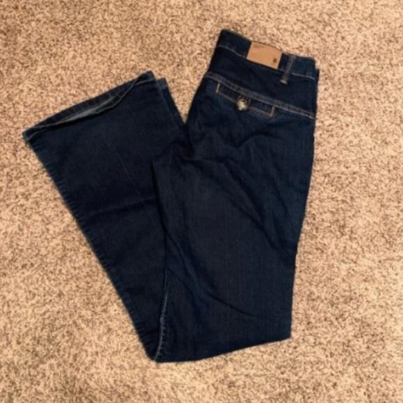 U.S. Polo Assn. Denim - U.S. Polo Association flare jeans